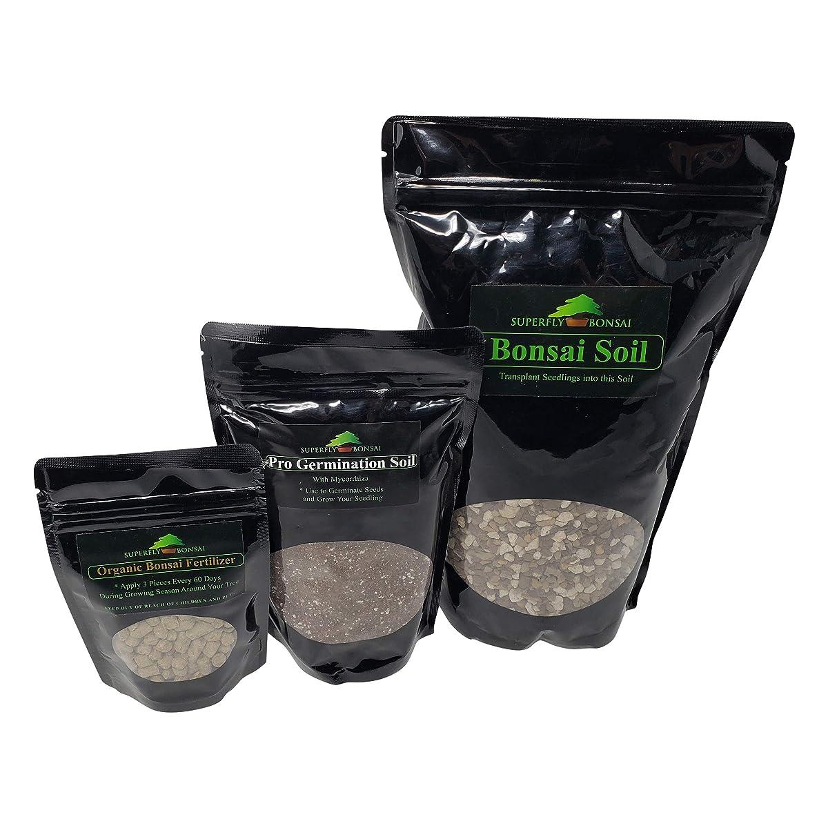 New Chili Bonsai Premium Bonsai Tree Starter Seed Kit - Bonchi Hot Peppers (Chili Bonsai Kit Level 2)