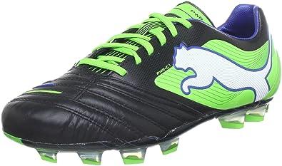 Puma PowerCat 4 FG Jungen Fußballschuhe-Orange-38 uhpD11Vuu