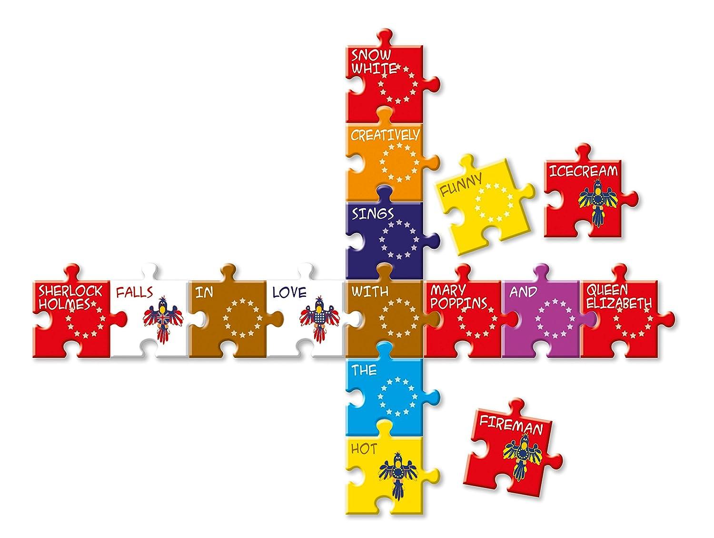 CreativaMente 011 - Juegos de mesa «Do you play English?» (versión italiana): Amazon.es: Juguetes y juegos