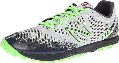 New Balance Mens MT110 NBX Trail Running Shoe,Grey/Green,12 ...