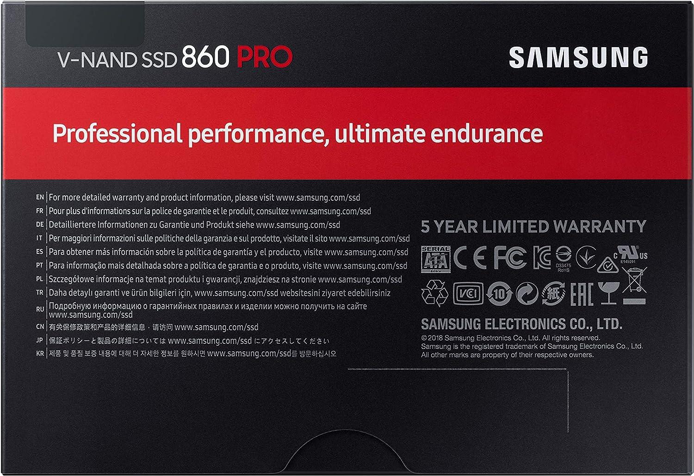 Samsung Pro - Disco Estado Solido SSD (512 GB, 560 megabytes/s ...
