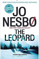 The Leopard: A Harry Hole Novel (8) (Harry Hole series) Kindle Edition