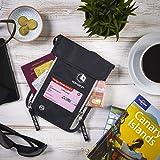 Venture 4th Passport Holder Neck Pouch With RFID