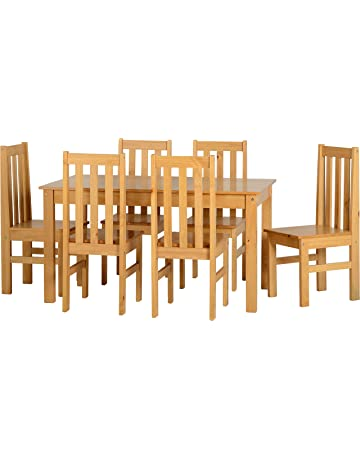 d2dc3aef4120 Seconique Ludlow Large Dining Set With 6 Ludlow Chairs