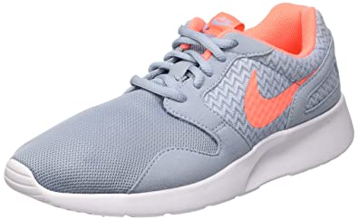 sale retailer cafad cce2b Nike Kaishi, Women s Low-Top Sneakers, Blue (Blue Grey Bright Mango