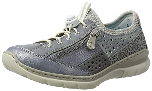 L9041, Womens Low-Top Sneakers Rieker