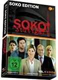 Soko Edition: SOKO Stuttgart, Vol. 1 [4 DVDs]