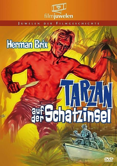 Tarzan auf der Schatzinsel - mit Herman Brix Filmjuwelen ...