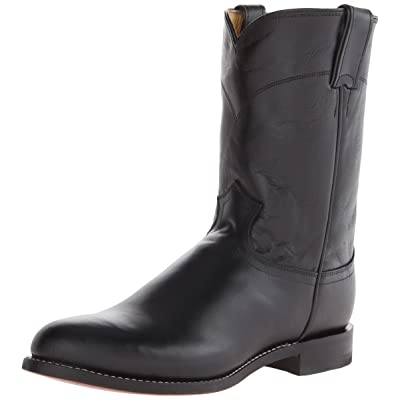 Justin Boots Men's Ropers Equestrian Boot   Western