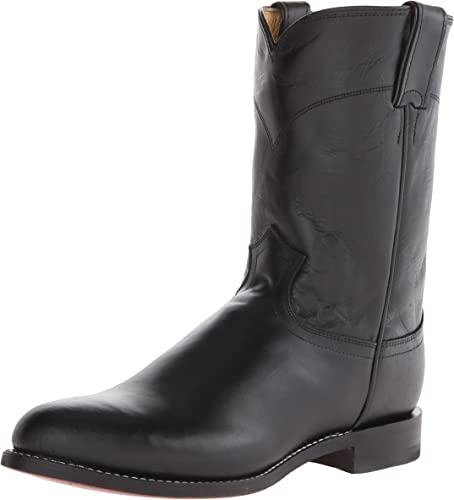 Justin Boots Men's Ropers Equestrian
