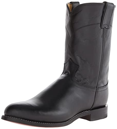 63d4a887a26 Justin Boots Men's Ropers Equestrian Boot