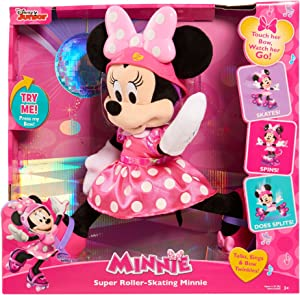 Minnie Super Roller-Skating Minnie