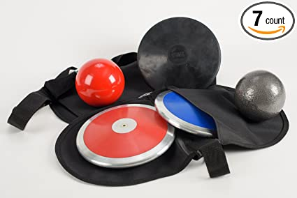 Stackhouse High School Boys Throws Value Pack Discus And Shot Put