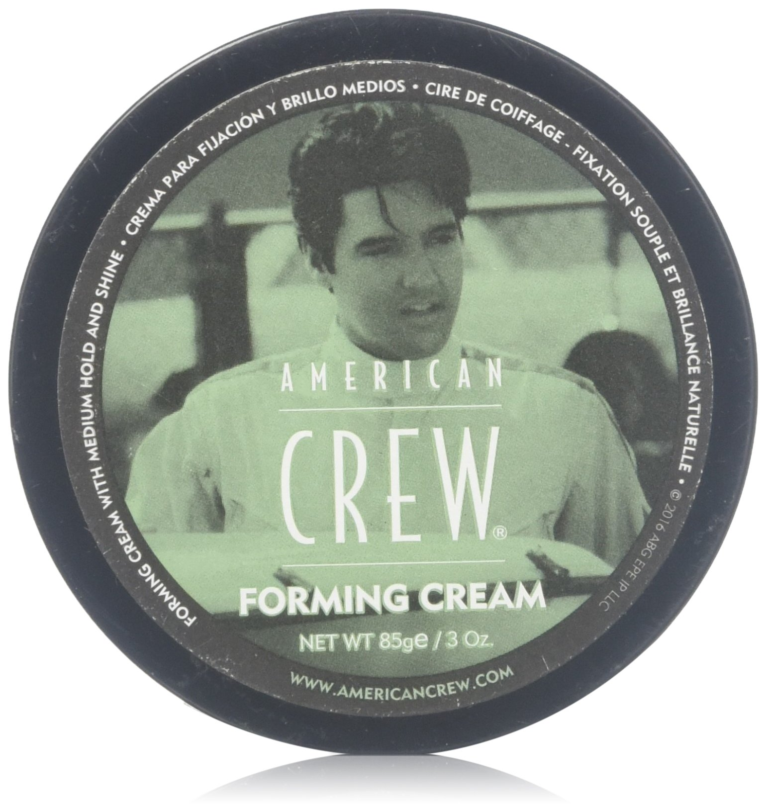 American Crew Forming Cream, 3 Ounce (Pack of 4) by AMERICAN CREW