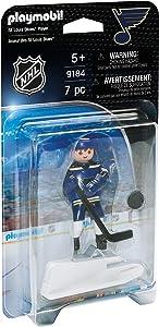 PLAYMOBIL NHL St. Louis Blues Player
