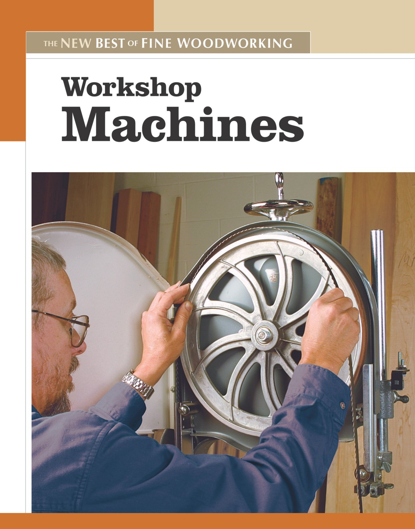 Download Workshop Machines: The New Best of Fine Woodworking pdf