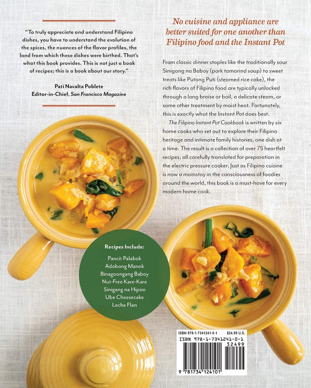 The Filipino Instant Pot Cookbook Classic And Modern Filipino Recipes For Your Electric Pressure Cooker Amazon De Celestial Jeannie E Domingo Tisha Gonda Roque Nido Romeo Fremdsprachige Bucher