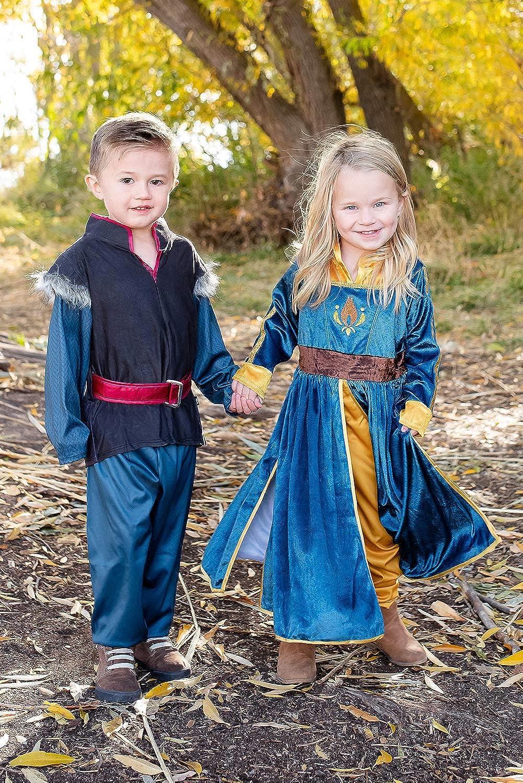 Little Adventures Deluxe Alpine Princess Dress up Costume