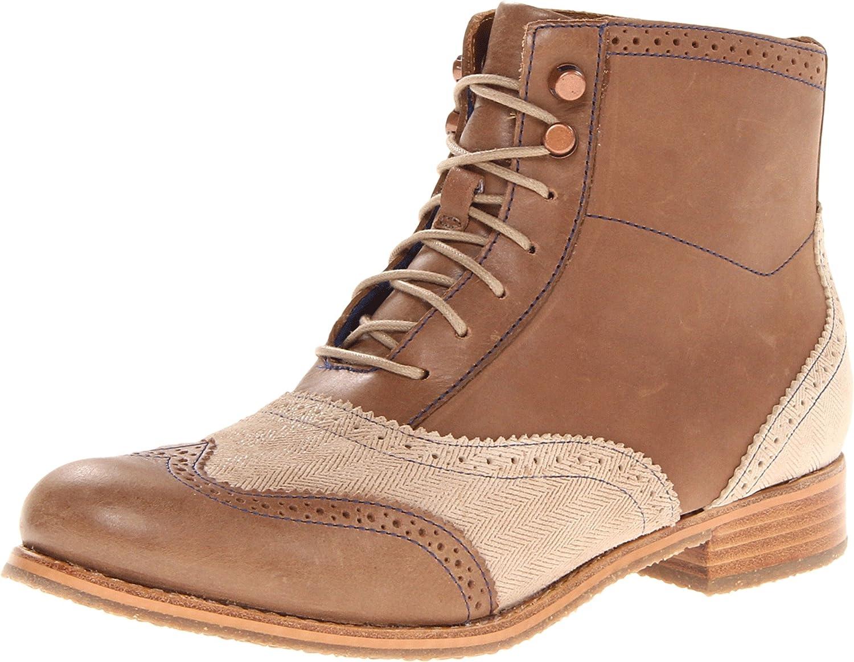 Sebago Women's Claremont Chukka Boot B00BOMSRBM 6 B(M) US|Beige