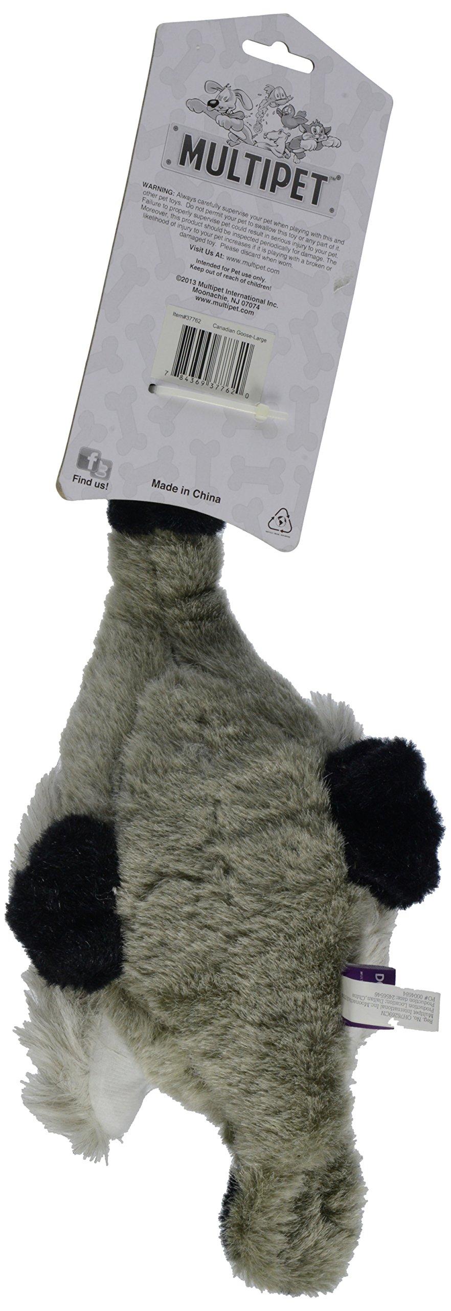 Canada-Goose-Migrator-Bird-Plush-Dog-Toy