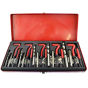 AB Tools-Neilsen Kit de reparación e instalación de Rosca ...