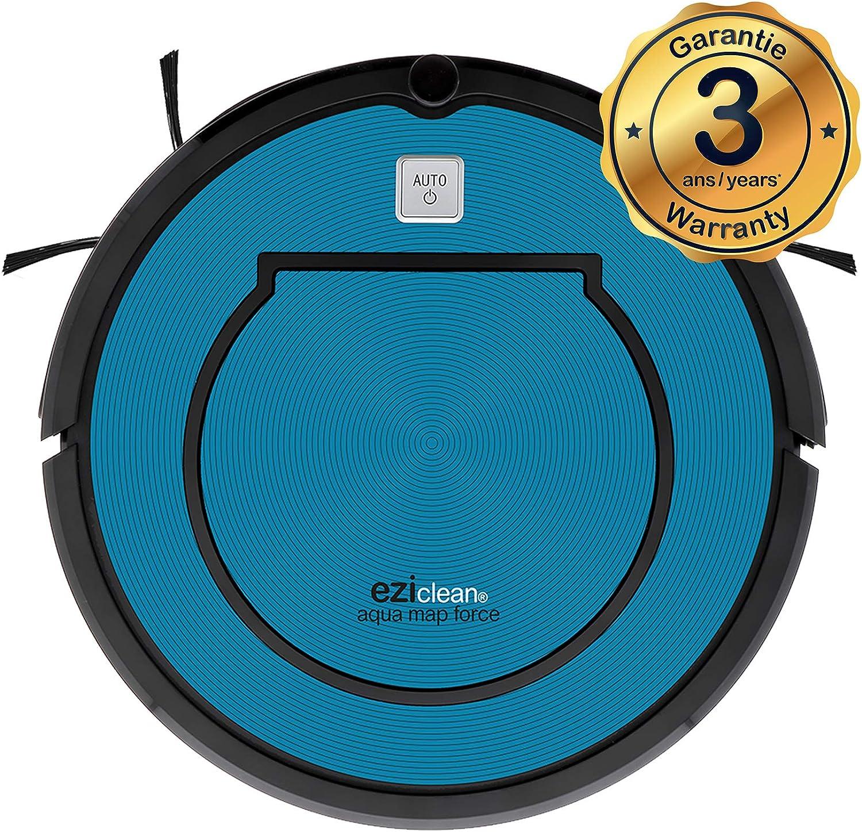 EZIclean® Aqua Force - Robot aspirador de limpieza: Amazon.es: Hogar