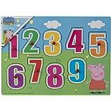HTI Peppa Pig Number Puzzle