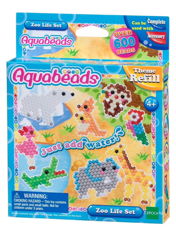 Aquabeads Zoo Life Theme Refill Set