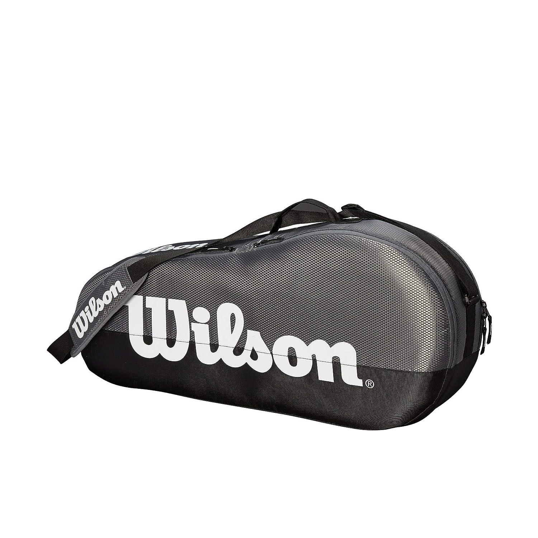 注目のブランド Wilson Team テニスバッグシリーズ B07J6R88HS グレー/ブラック Racket Racket 3 Racket Hold 1 3 Racket Hold|グレー/ブラック|チーム 1, プラスワンツールズ:7e6e2241 --- vanhavertotgracht.nl