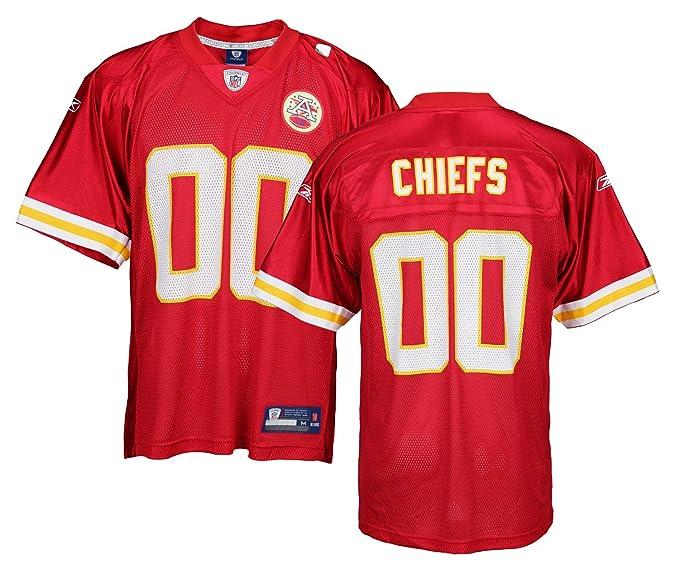 more photos 99897 e4d4d Kansas City Chiefs NFL Mens Team Replica Jersey, Red