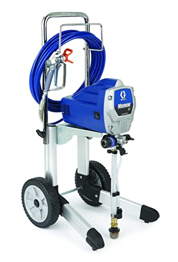 A review for Graco Magnum x7 Paint Sprayer
