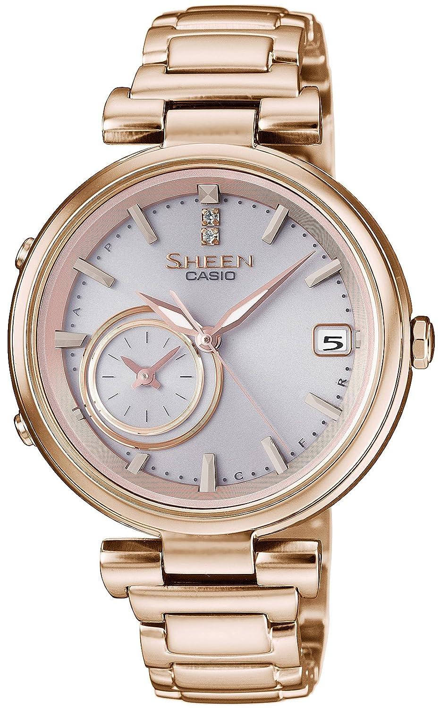 e251e2df88 Amazon | [カシオ]CASIO 腕時計 シーン スマートフォンリンクモデル SHB-100CG-4AJF レディース | 国内メーカー |  腕時計 通販