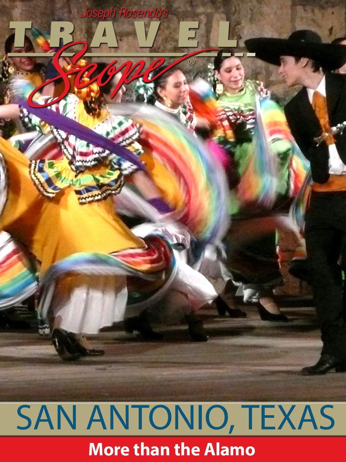 Amazon.com: Watch San Antonio, Texas - More Than The Alamo ...
