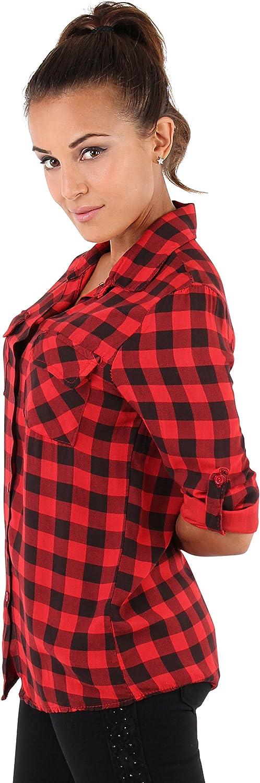 KRISP - Camisas - camisa - Cuadrados - Manga larga - para ...