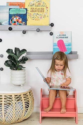 WERBUNG – Kindsgut Tritthocker auch gut zum sitzen