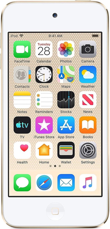 Apple iPod touch (128GB) - Gold (Latest Model) (Renewed)