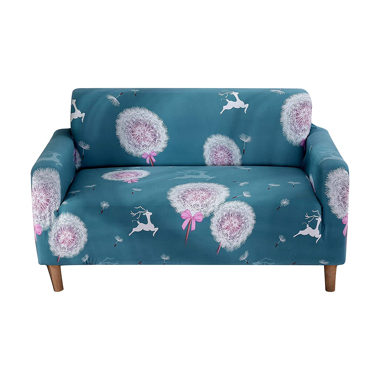 pxホームストレッチ布団カバー、Slipcovers椅子ラブシートソファソファカバーSlipcover – 20パターンと4サイズの各パターン使用可能 Chair 35