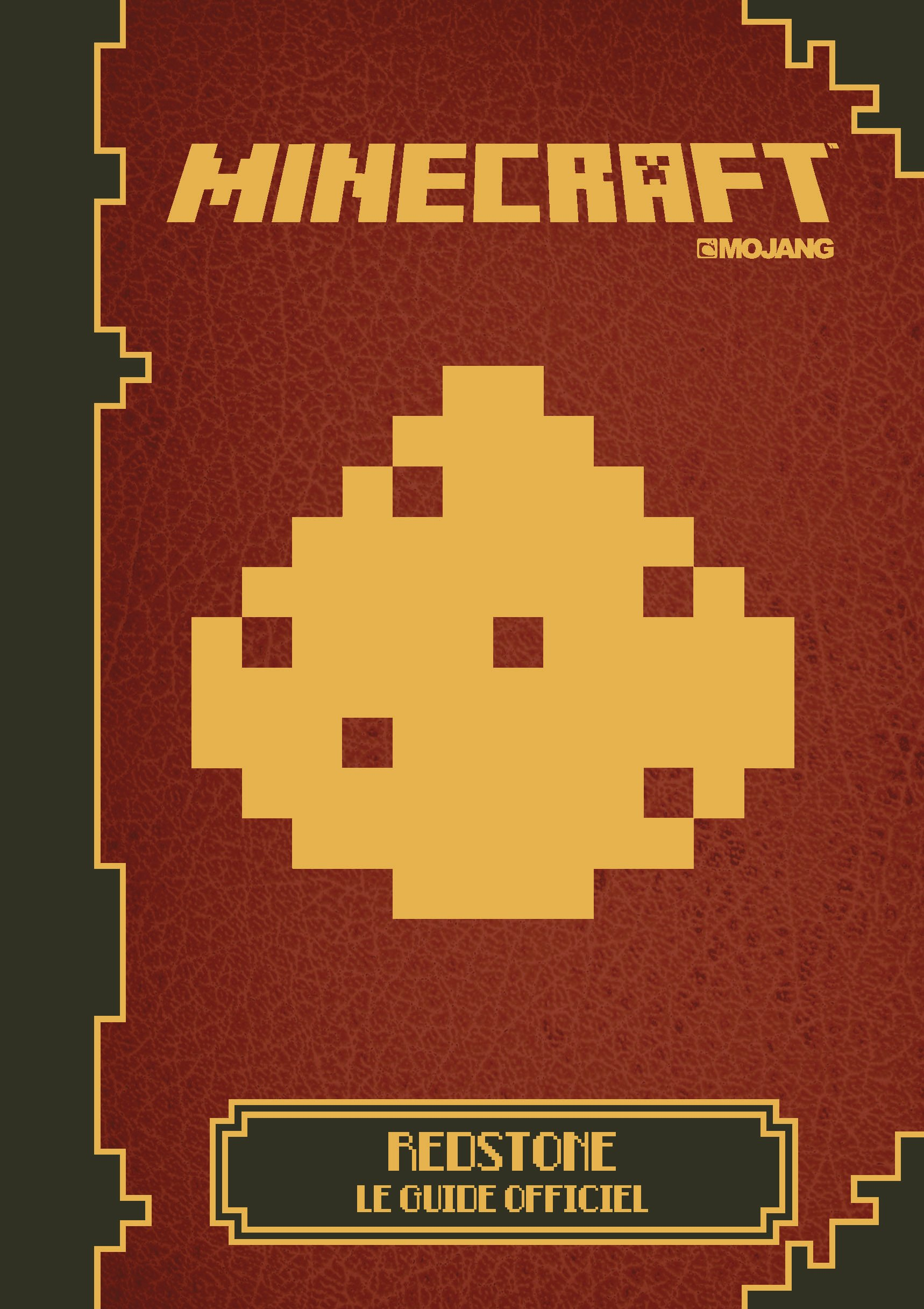 Amazon Fr Minecraft Redstone Le Guide Officiel