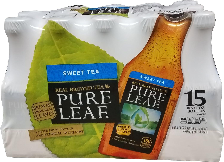 Pure Leaf Real Brewed Sweet Tea, 18.5 Fl Oz ,15 Count