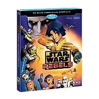 Star Wars Rebels. Temporada 1 [Blu-ray]