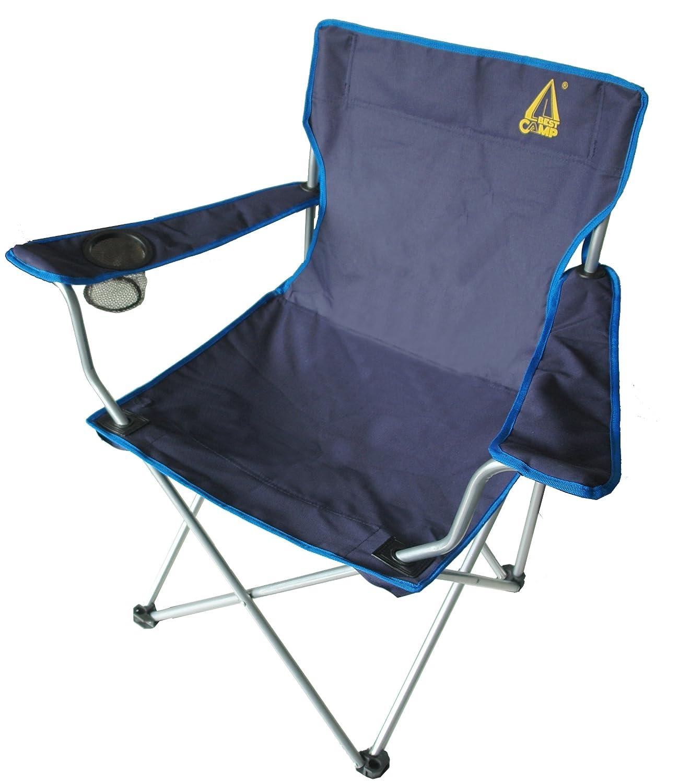 Silla Plegable Color Azul Best Camp Koala 44102