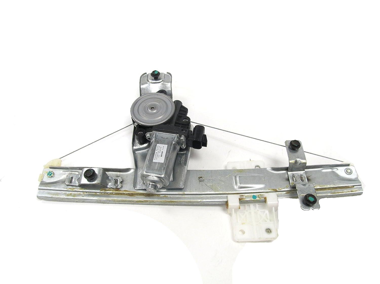 Genuine GM 22738689 Window Regulator with Motor Rear