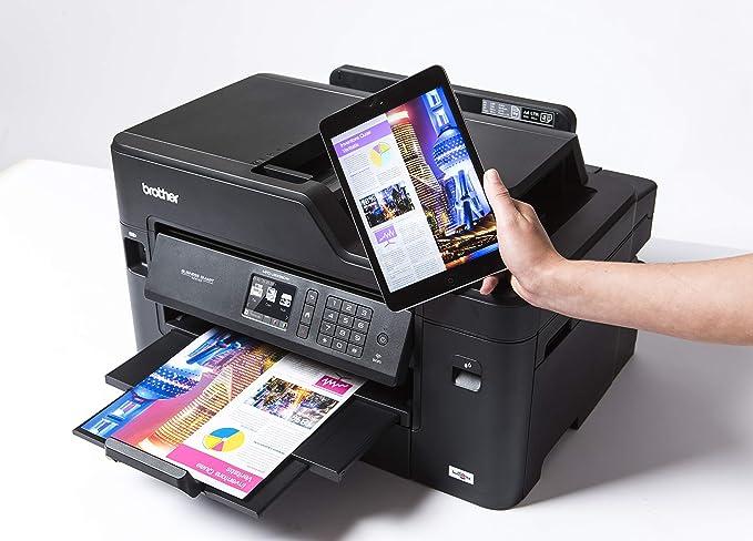 Brother Impresora multifunción 3 en 1 Inyección de Tinta Negro MFC ...