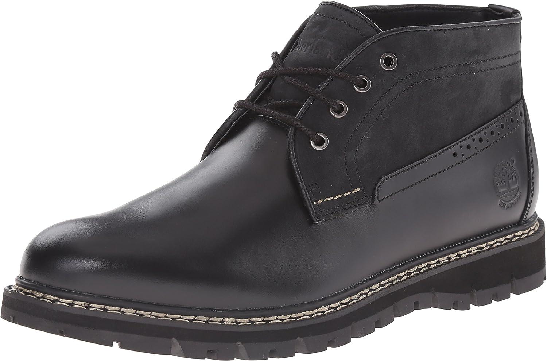 Timberland A1245 Black Shoes Man
