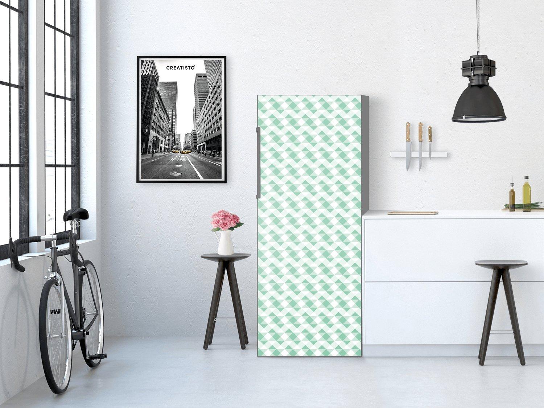 Kühlschrank Tattoo : Creatisto designfolie kühlschrank 60x80 cm kühlschranktür folie