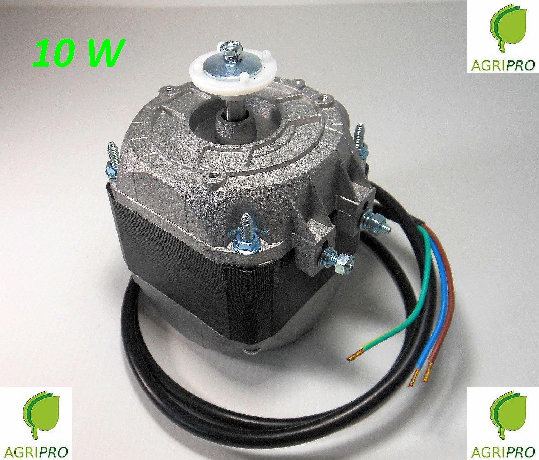Motor Ventilador pentavalente W 10 Compresor Nevera ...