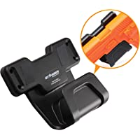 Stinger Gun Magnet Holder w/Safety Trigger Guard Protection, Magnetic Gun Mount & Holster for Handgun, Shotgun, Pistol, Revolver. Easy Conceal in Car, Truck, Vehicle, Desks, Safes, Walls.