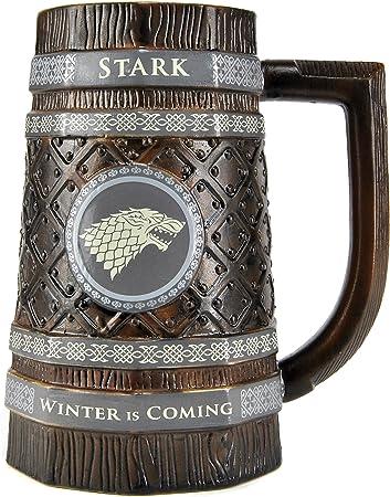 Comprar Game Of Thrones Jarra de Cerveza Stark Juego de Tronos, 900ml
