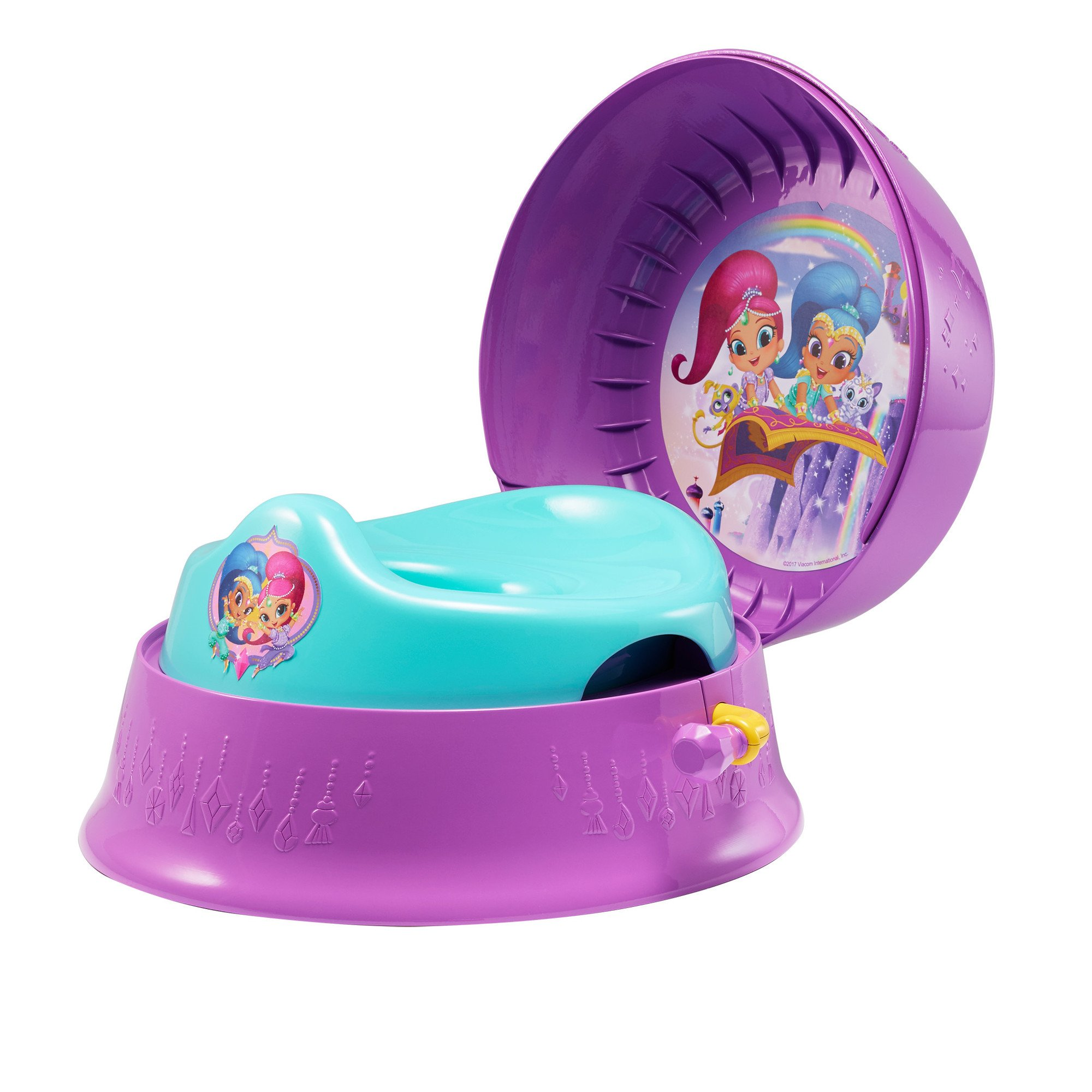 The First Years Nickelodeon Shimmer and Shine 3-in-1 Potty System