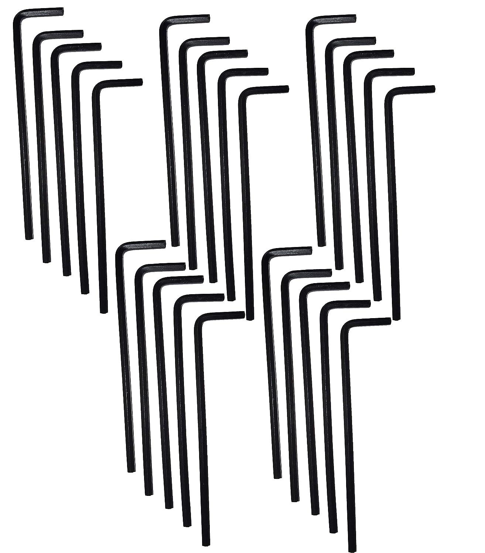 Eklind 15205 5//64 Long Series Hex-L Key, Pack of 25